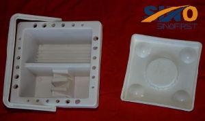 White Plastic Palette, Painting Palette, Paint Palette pictures & photos