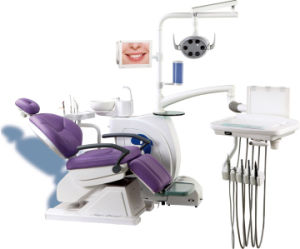 DT638A Knee-Break Type Dental Unit pictures & photos