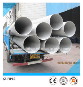 ASTM A312 Seamless Stainless Steel Tp321 Pipes pictures & photos