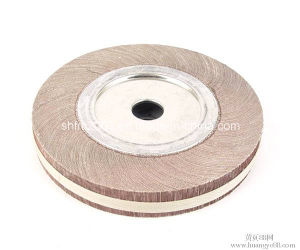 Klingspor Flap Wheels for Stainless Steel and Wood pictures & photos