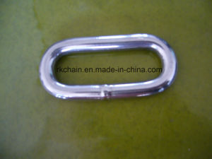 Stainless Steel Link Chain DIN766, DIN763 pictures & photos