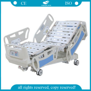 AG-By009 5-Function Electric Motorized Patient Bed pictures & photos