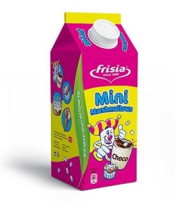 500ml 3 Layer Gable Top Carton for Milk and Juice pictures & photos