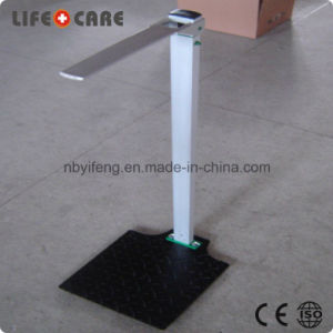 140/160/200kg Medical Double Ruler Body Scale pictures & photos