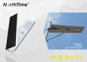 80W Integrated Solar Street Light All-in-One LED Street Lighting 3 Years Warranty IP65 pictures & photos
