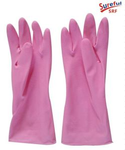 Latex Glove Household for Home Appliance (2014SFLG016) pictures & photos