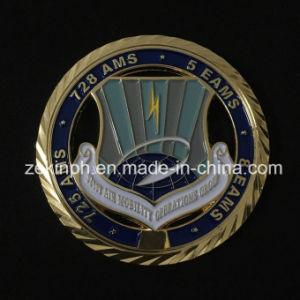 Soft Enamel Metal Make Custom Coins pictures & photos