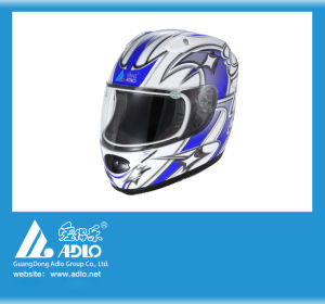 Motorcycle Safety Helmet (8#A)