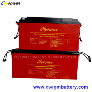 Power Storage High Temperature Gel Battery 12V135ah pictures & photos