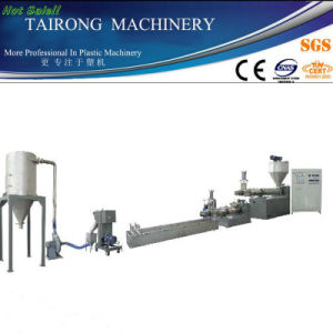Double Rank Granulating/Pelletizing Line pictures & photos