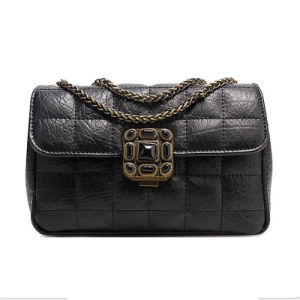 2016 New Fashionable Quilt Ladies Shoulder Bag Handbags pictures & photos
