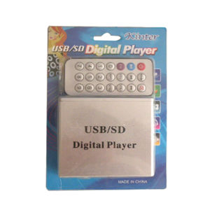Mini USB Player Low Price pictures & photos