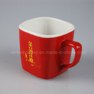 Square Handle Mugs Special Shape Coffee Mugs pictures & photos