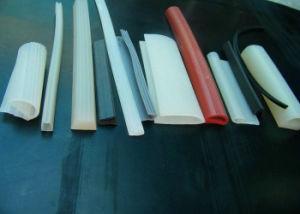 Food Grade Silicone Cord, Silicone Stripe, Silicone Profile, Silicone Extrusion (3A1004) pictures & photos