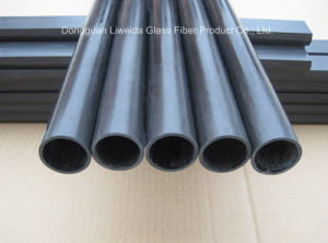 High Quality Pultruded Carbon Fiber Tube/Rods and Lighweight
