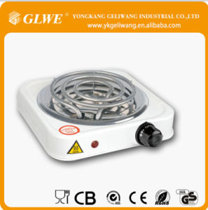 Single Hot Plate Electric Stove for Cooking