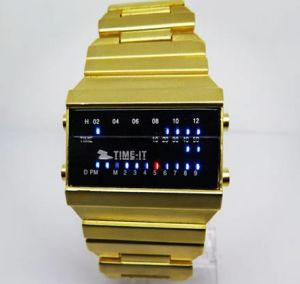 Factory Wholesale Digital Watch New Style Electronic Watch for Men (HL-CD016) pictures & photos