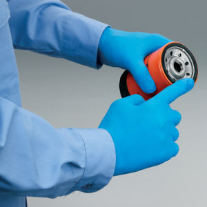 High Quality Disposable Medical Nitrile Gloves pictures & photos