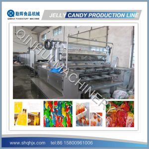 Frequency Control&Full Automatic Jelly Candy Machine Production Line pictures & photos