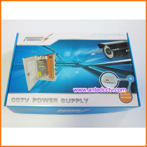 18 Channel CCTV Camera Power Supply Distribution Box DC 12V 360W 30A pictures & photos