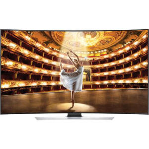 Smart LED Uhd Tvs 4k 55-Inch 3D LED Tvs with Wi-Fi
