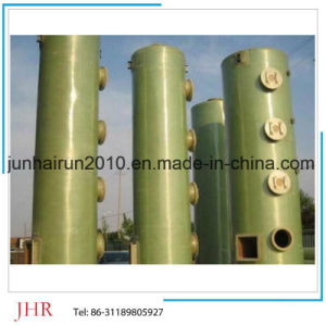 GRP Waste Gas Treatment Exhaust Gas Purification Tower pictures & photos