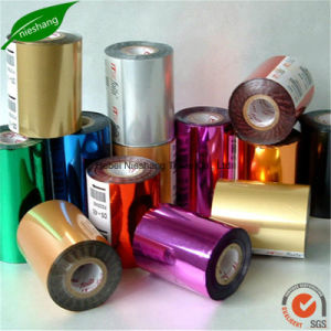 Colored Aluminium Foil in Roll or in Sheet for Chocolate pictures & photos