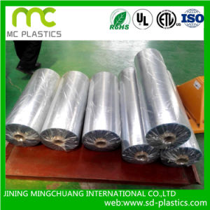 Transparent/Clear Film for Table Cloth/ Bedding Case Packaging and Plastic Folders pictures & photos