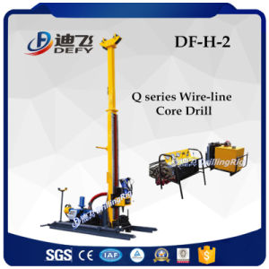 Portable Fully Hydraulic Df-H-2 Wireline Diamond Core Drilling Rig Machines pictures & photos