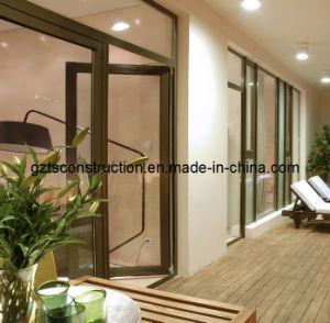 Aluminum Double French Door pictures & photos