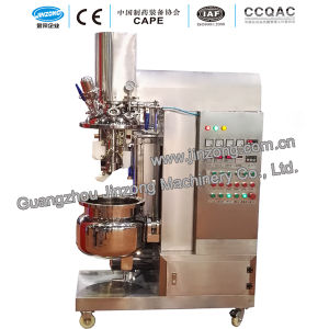 Guangzhou Jinzong Machinery Nail Polishing Mixing Tank pictures & photos