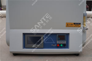 1400c Horizontal Type Vacuum Atmosphere Tube Furnace for Laboratory Equipment pictures & photos