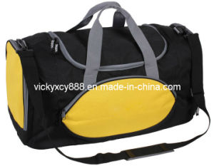 Outdoor Single Shoulder Sports Luggage Travel Football Bag (CY1809) pictures & photos
