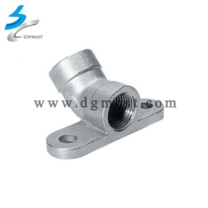CNC Stainless Steel Pipe Connectors in Pipe Fittings pictures & photos