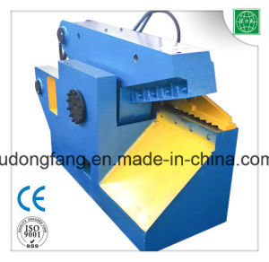 Q43-120 Aluminum Shearing Machine with CE pictures & photos