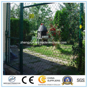 Galvanized Chain Link Fence/ Garden Fence pictures & photos