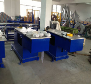 Hydraulic Air Duct Connecting Machine pictures & photos