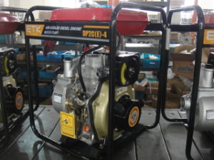 "2"" Customer Oriented Design Diesel Water Pump (Big Tank) pictures & photos"