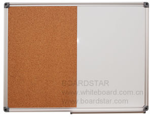 Aluminum Framed Combo Notice Board (BSTCCO)