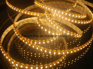 CE EMC LVD RoHS Two Years Warranty, LED Flexible Warm White Strip Light with CE& RoHS (SMD 3528/5050) pictures & photos