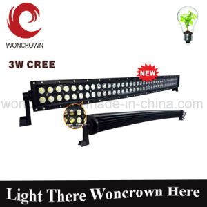 Curved 240W 40 Inch LED Light Bar Spot Flood Combo off Road 4X4 4WD Race Truck pictures & photos