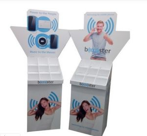Professional Paper Display Stand Box pictures & photos