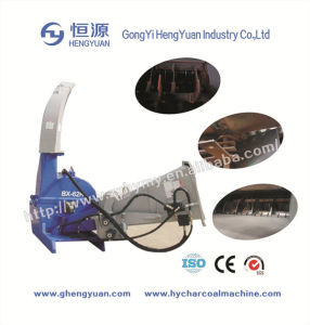 Large Capacity Wood Waste Crusher Machine with Cyclone with Ce pictures & photos