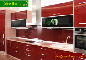 modern Lacquer Kitchen Cabinet Furniture pictures & photos