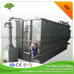 Dissolved Air Flotation (daf) Treatment to Remove Daily Life Wastewater pictures & photos