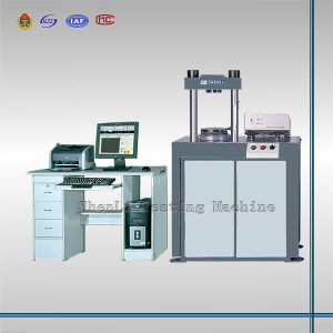 Electro-Hydraulic Servo Compression Testing Equipment (300kN) pictures & photos