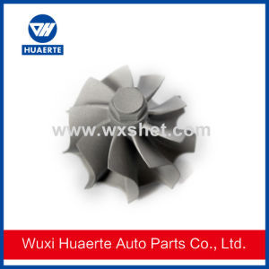 Nickel-Based Alloy Turbocharger Component Turbo (TR4200)
