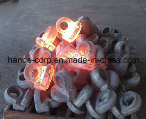 Hydraulic Cylinder Parts/Forged Hydraulic Cylinder Heads pictures & photos