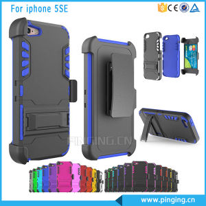 Holster Belt Clip Cell Phone Case for iPhone Se 5se pictures & photos