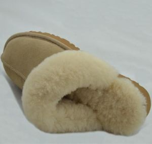 House Warm Fur Slippers (FB-80503) pictures & photos